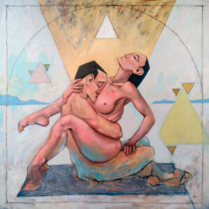 SYNCRETISM_2018_acrylic-on-canvas_100x100cm
